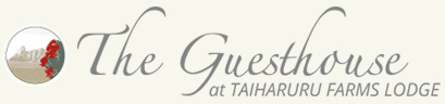 Guesthouse at Taiharuru Farms Lodge Logo