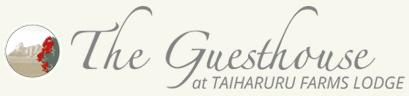 Guesthouse at Taiharuru Farms Lodge Logo