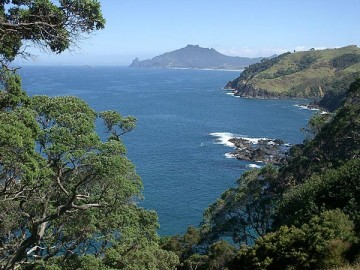 Stunning coastal view